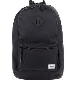 Černý batoh Herschel Lennox 26 l