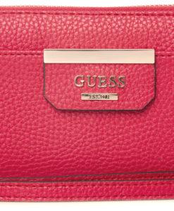 Bobbi Peněženka Guess   Červená   Dámské   UNI