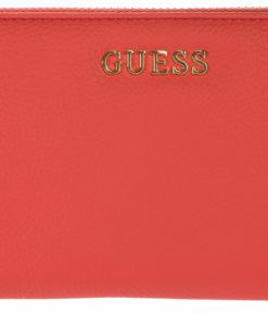 Isabeau Peněženka Guess   Červená   Unisex   UNI