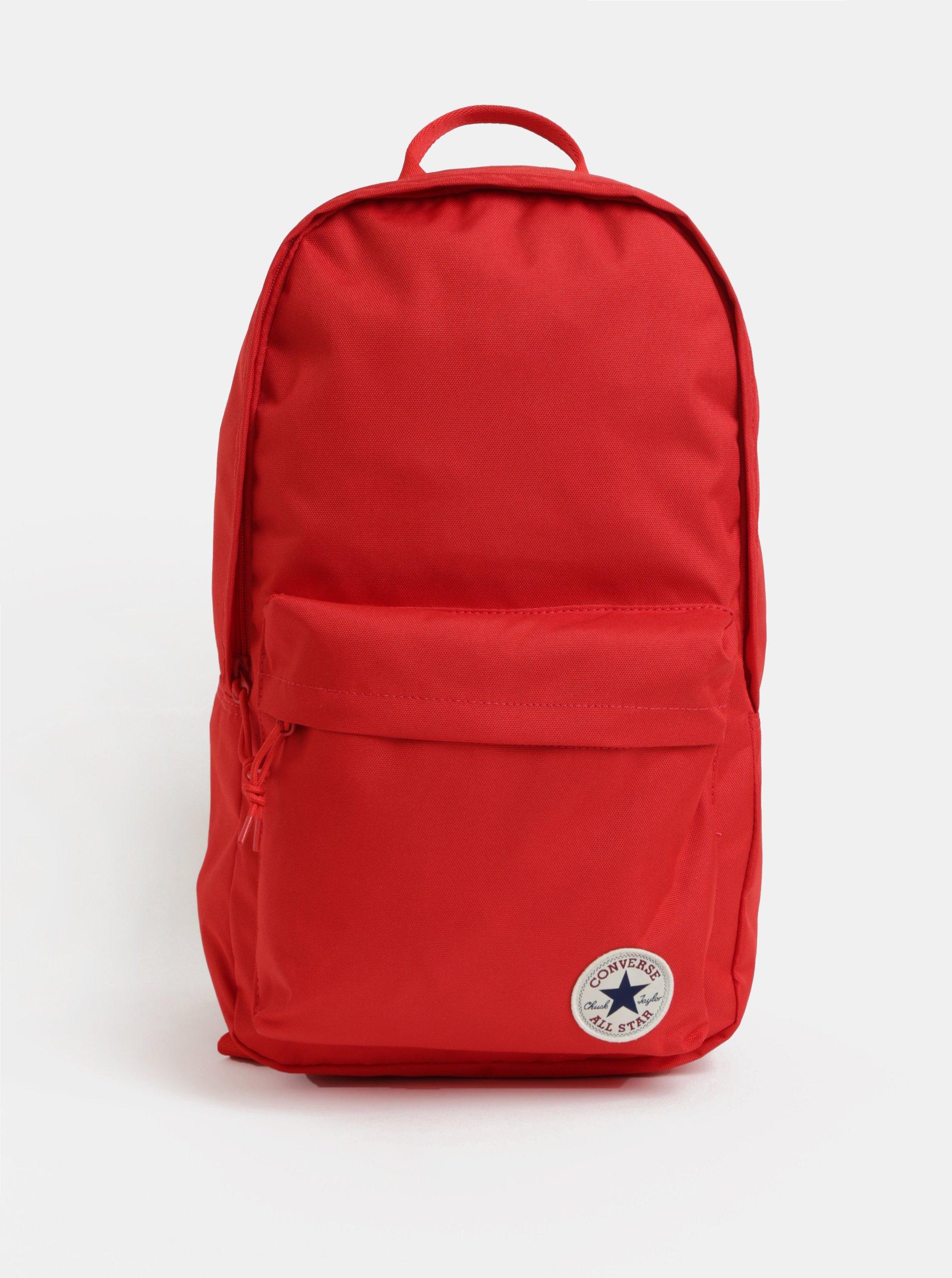 Červený batoh Converse EDC Backpack 19 l  f7698863b8