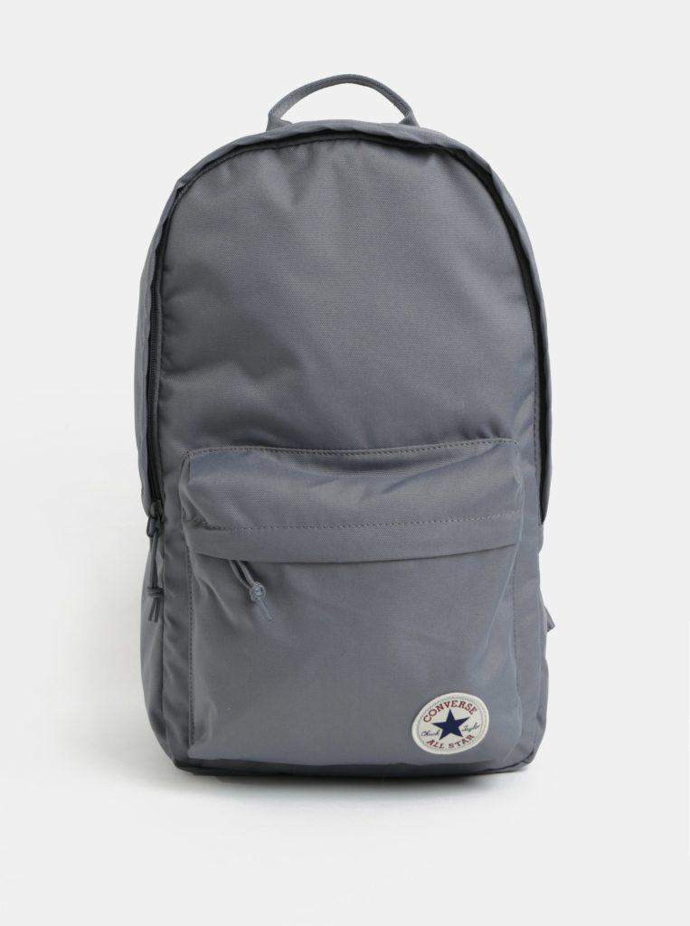 Šedý batoh Converse EDC Backpack 19 l  b10ce572ee