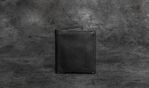 Bellroy Note Sleeve Wallet Black-RFID Univerzální velikost