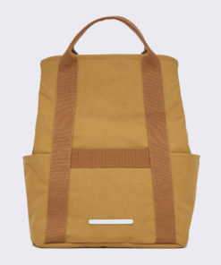 RAWROW 2 Way Bag 295 Wax Cotna Camel