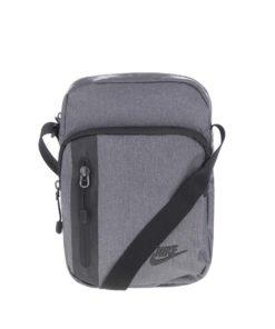 Šedá pánská crossbody taška Nike Core Small