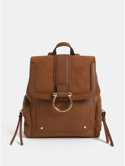 Hnědý batoh ALDO Ulrey