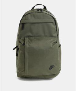 Khaki batoh s přední kapsou Nike 25 l