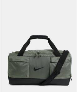 Khaki cestovní taška Nike 54 l