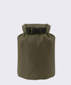 Kikkerland Waterproof Dry Bag Green
