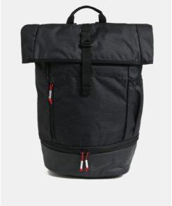 Tmavě šedý voděodolný batoh Nike 26 l