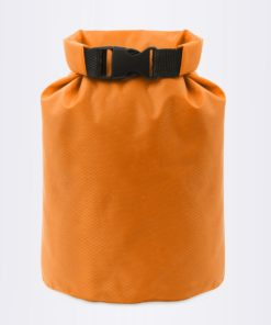Kikkerland Waterproof Dry Bag Orange