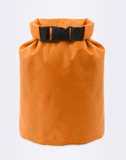 Kikkerland Waterproof Dry Bag Orange