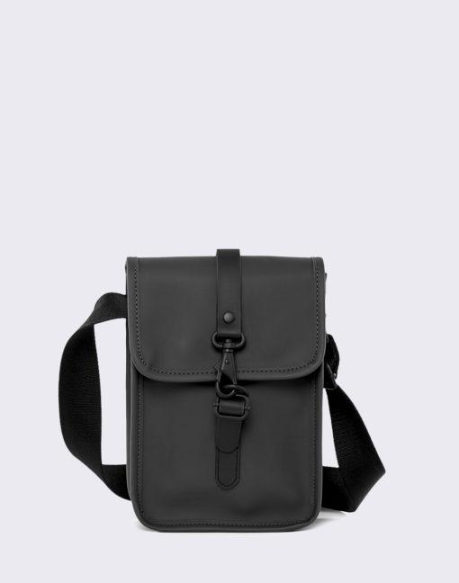 Rains Flight Bag 01 Black