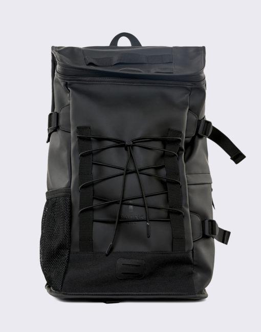 Rains Mountaineer Bag 01 Black