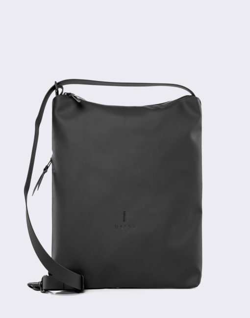 Rains Sling Bag 01 Black