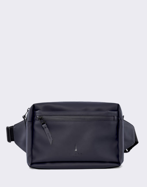 Rains Waist Bag 02 Blue