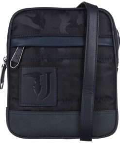 Ticinese Small Cross body bag Trussardi Jeans   Modrá   Pánské   UNI