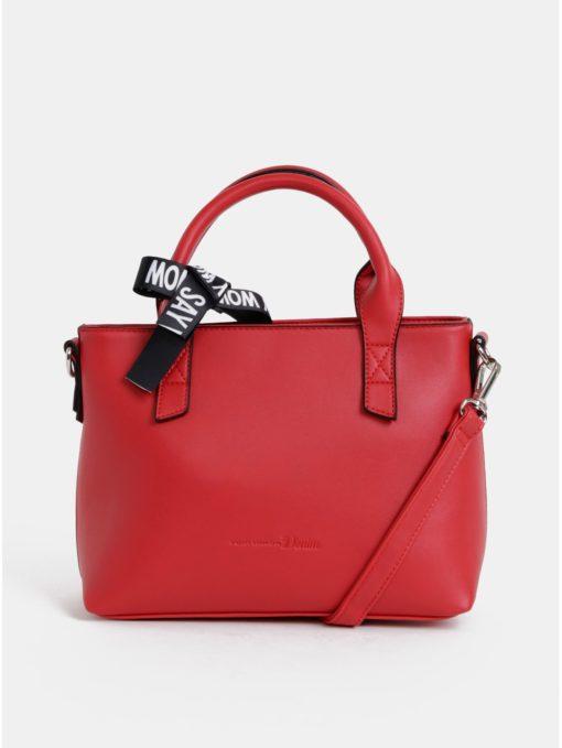 Červená kabelka Tom Tailor Denim Tyra
