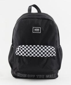6c0464ea47 Batoh Vans Wm Sporty Realm Plus Black Surround Černá