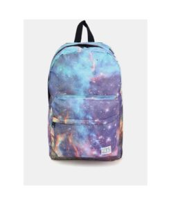 Fialový dámský batoh Spiral Galaxy