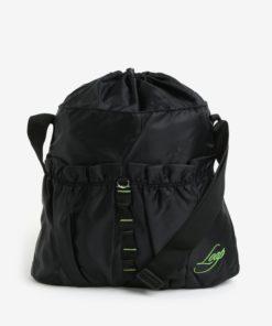 Zeleno-černá crossbody taška LOAP Dawn