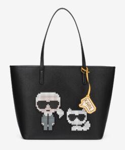 K/Pixel Karl & Choupette Kabelka Karl Lagerfeld | Černá | Dámské | UNI