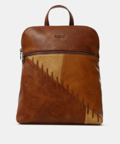 Desigual hnědý batoh Back Parker Nanaimo
